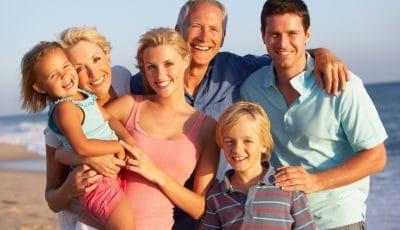 Best Orthodontist Near Me -- Three generations of smiles